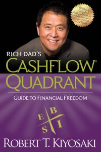 Rich Dad's CashFlow Quadrant Copertina del libro