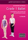 Grade 1 Ballet Book Cover