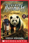 The Return Spirit Animals Fall Of The Beasts Book 3