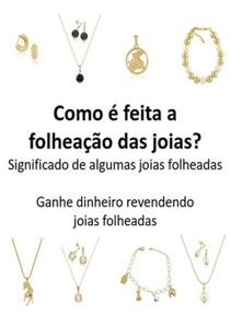 Joias Folheadas Harpia Joias Book Cover