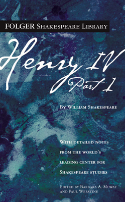Henry IV, Part 1 - William Shakespeare book