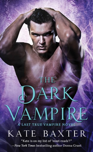 Kate Baxter - The Dark Vampire