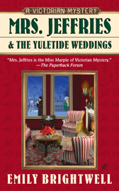 Mrs. Jeffries and the Yuletide Weddings book