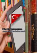 Türkçe E-book uygulaması, arşivi ve ePpub formatı rehberi