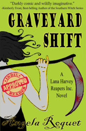 Graveyard Shift book