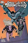 Green Arrow And Black Canary 2007- 10