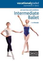 Royal Academy of Dance - Intermediate Ballet artwork