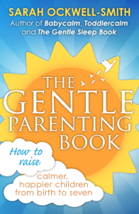 The Gentle Parenting Book Cover Book