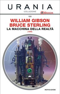 La macchina della realtà (Urania) Copertina del libro