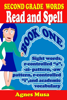 Agnes Musa - Second Grade Words Read And Spell Book One ilustraciГіn