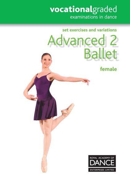 Advanced 2 Ballet Female