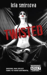 Twisted (Twisted #1) Copertina del libro