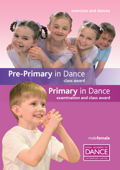 Primary in Dance: Examination and Class Award Book Cover