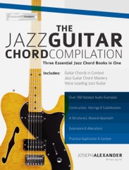 The Jazz Guitar Chord Compilation