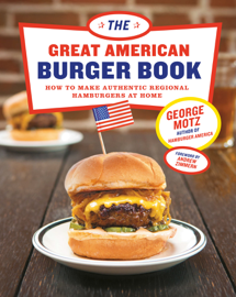 The Great American Burger Book book