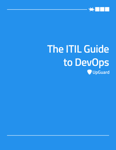 The ITIL Guide to DevOps