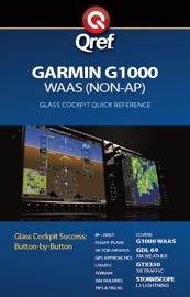 Garmin G1000 WAAS Qref Checklist