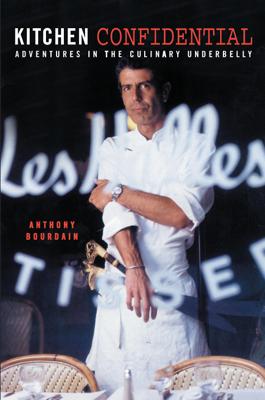 Anthony Bourdain - Kitchen Confidential book