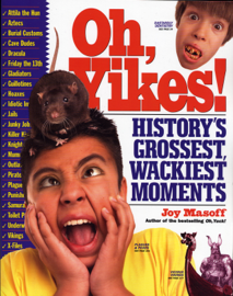 Oh, Yikes! book