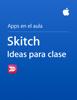 Apple Education - Skitch Ideas para clase ilustración