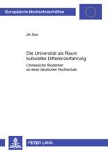 Die Universität Als Raum Kultureller Differenzerfahrung