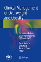 Clinical Management Of Overweight And Obesity