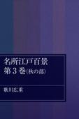 名所江戸百景 第3巻