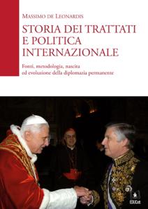 Storia dei trattati e politica internazionale Libro Cover
