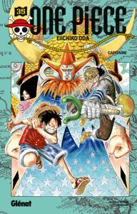 One Piece - Édition originale - Tome 35 La couverture du livre martien