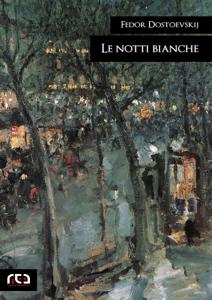 Le notti bianche Copertina del libro