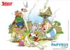 Albert Uderzo, René Goscinny, Jean-Yves Ferri & Didier Conrad - Astérix - Le Papyrus de César - nº36 - Les étapes de création  artwork