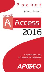 Access 2016 Libro Cover