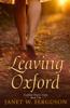 Janet W. Ferguson - Leaving Oxford  artwork