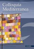 Colloquia Mediterranea 5.2 Book Cover