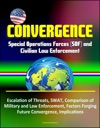 Convergence Special Operations Forces SOF And Civilian Law Enforcement - Escalation Of Threats SWAT Comparison Of Military And Law Enforcement Factors Forging Future Convergence Implications