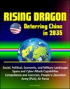 Rising Dragon Deterring China In 2035 - Social Political Economic And Military Landscape Space And Cyber Attack Capabilities Compellence And Coercion Peoples Liberation Army PLA Air Force