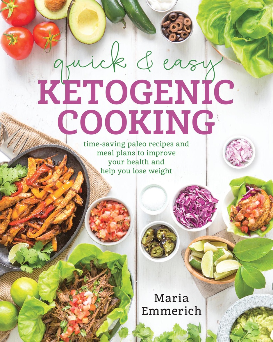 ‎Quick & Easy Ketogenic Cooking
