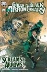Green Arrow And Black Canary 2007- 20