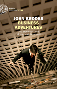 Business Adventures Copertina del libro