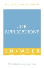 Job Applications In A Week