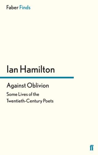 Ian Hamilton - Against Oblivion