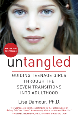 Untangled - Lisa Damour, Ph.D. book