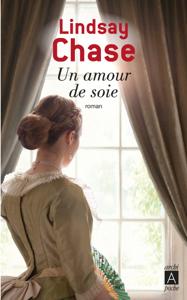 Un amour de soie La couverture du livre martien