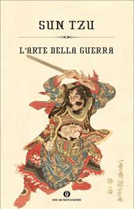 L'arte della guerra (Mondadori) Copertina del libro