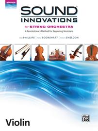 Sound Innovations: Violin, Book 1