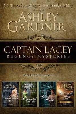 Captain Lacey Regency Mysteries, Volume 1