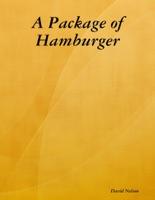 A Package of Hamburger