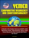 Yemen Comparative Insurgency And Counterinsurgency - Al-Qaeda In The Arabian Peninsula AQAP Huthi Movement Hirak Tribal Elements Sanaa Could Yemen Become The Next Somalia Safe Haven For Terror