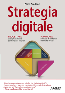 Strategia digitale Copertina del libro