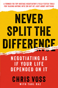 Never Split the Difference ebook